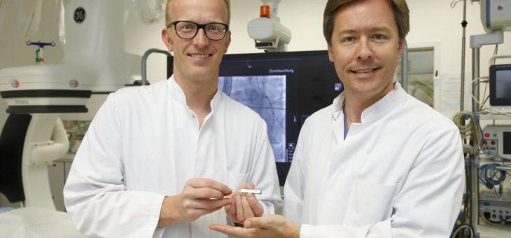 Mobile Herzüberwachung: Neueste Technologie am Alfried Krupp Krankenhaus
