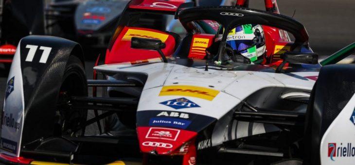 Formel E: Mit intelligenter Fahrzeug-Software zum Vize-Titel für Audi