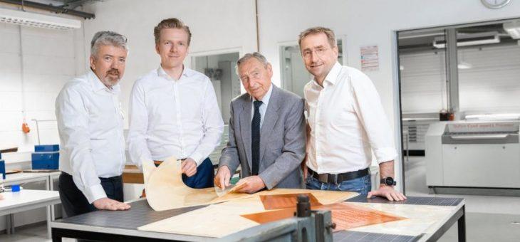Kooperation verlängert: coe fertigt weiterhin Druckplatten mit Bellissima DMS