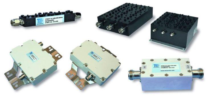 Neue Markenfilter von Telemeter Electronic