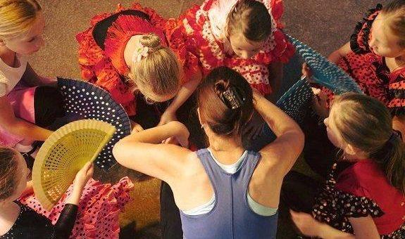 29. Juli bis 3. August: Flamenco-Ferienworkshops für Kinder und Erwachsene