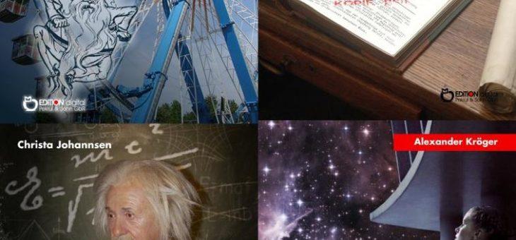 Flucht aus der Geisterbahn, Glücksfall Untergrundgasspeicher und ein Rückblick mit Einstein – Fünf E-Books von Freitag bis Freitag zum Sonderpreis