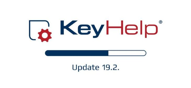 Keyweb AG veröffentlicht Update für das Serveradministrations-Tool KeyHelp®