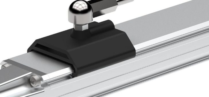 Linear-absolute Wegmesssysteme für industrielle Standardanwendungen