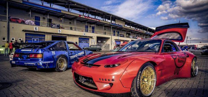 Asia Arena – das farbenfrohe Jahreshighlight der Motorsport Arena Oschersleben