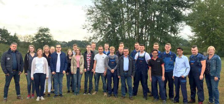 Erfolgreicher Start für die neuen Auszubildenden bei Böckmann