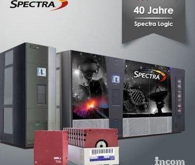 Spectra Logic wird 40 Jahre alt