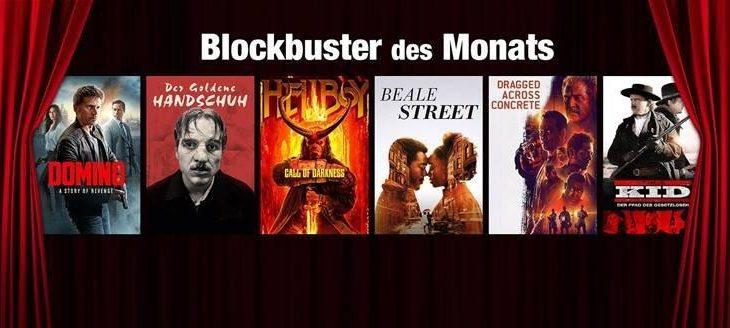 Vorhang auf für die neuen Movie-Highlights bei freenet Video im September