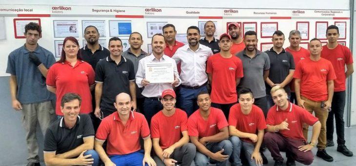 Oerlikon Balzers erhält Bosch Quality Excellence Award für hochwertige Komponentenbeschichtungen