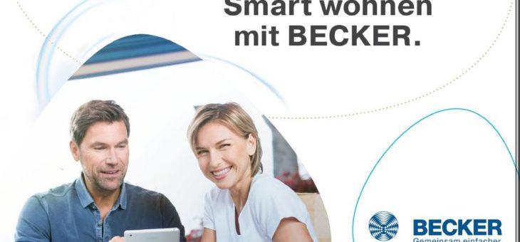 Smart Home Broschüre für Endkunden