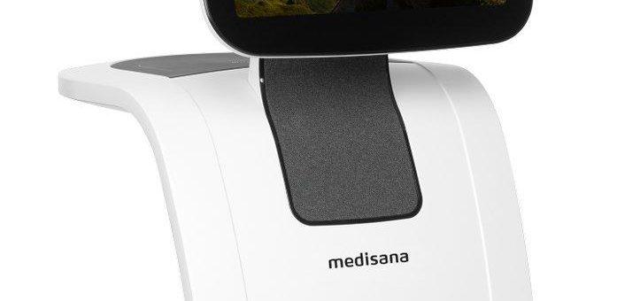 Medisana und C&S vereinbaren Kooperation für Home Care Robot