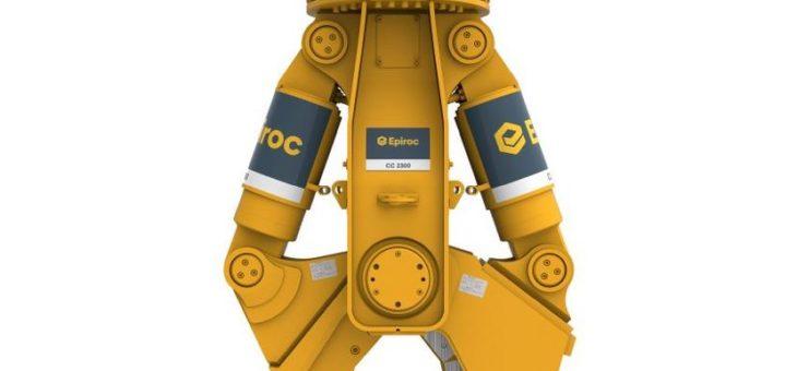 Epiroc erweitert Combi Cutter-Reihe um zwei neue Modelle
