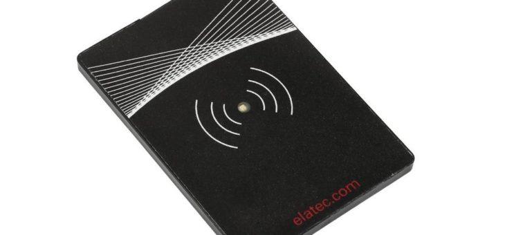 Universal-Reader kleiner als eine Kreditkarte