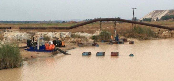 AVZ Minerals: Entwässerung auf Roch Dure-Pegmatit beschleunigt