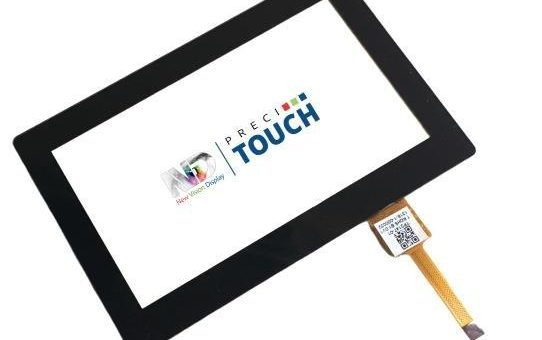 NVD kapazitive Touch Panels mit Atmel Controller