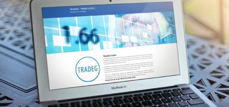 TRADEG GmbH setzt auf faire Preise im Onlinehandel
