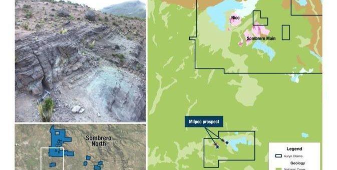 Aurania – eine 70 Prozent Chance und Auryn mit hervorragenden Mineralisierungungen