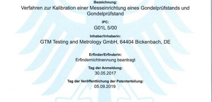 GTM erhält Patent für Mehrkomponentenmessung