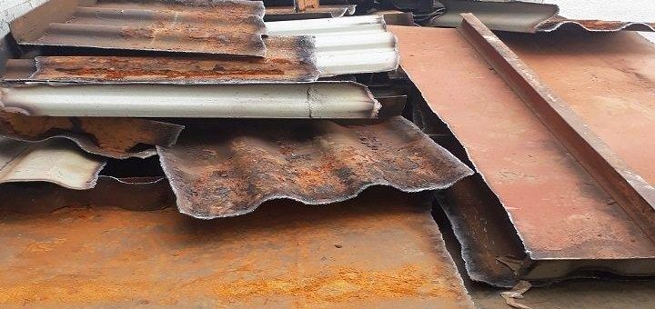 Schrottabholung Gelsenkirchen holt Ihren Altmetallschrott ab