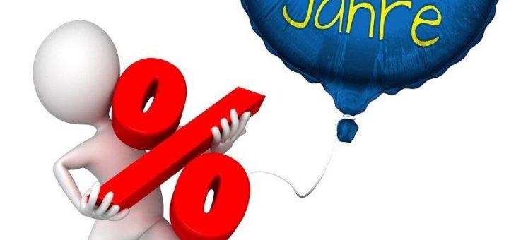 BHKW-Infozentrum – Zwanzig Jahre, 20% Rabatt