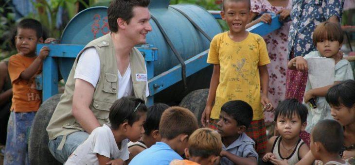 CASE2Learn: ADRA startet Bildungsprojekt in Myanmar