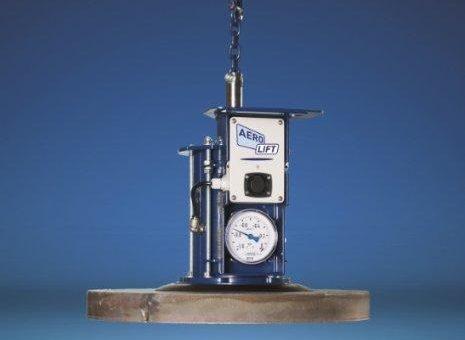 AERO-LIFT's Kleinster hebt Lasten von 100 kg bis 2000 kg