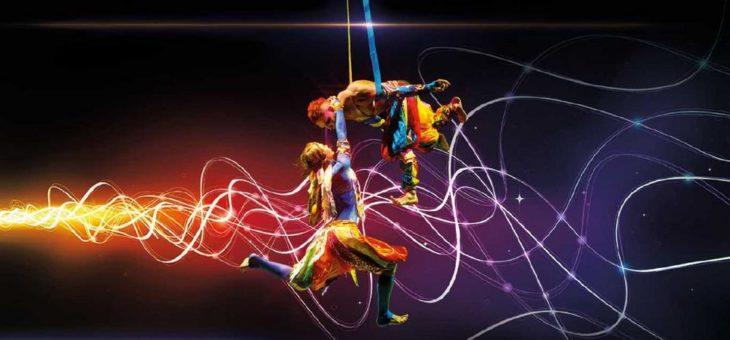 """Gymmotion präsentiert """"Flying Energy"""" am 30. November in der Messehalle Erfurt"""