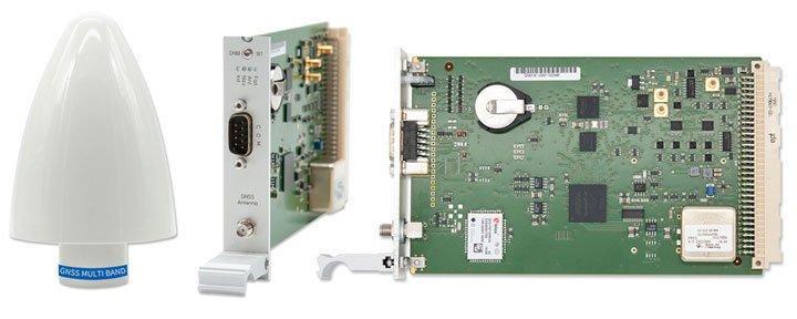 Neuer GNM-Empfänger – Multiband basierende GNSS-Zeitsynchronisation