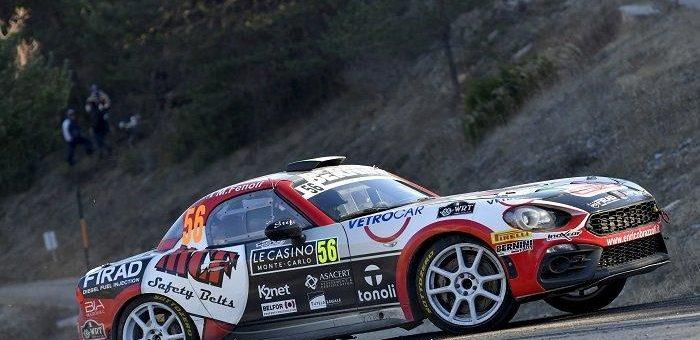 Pirelli und Abarth im Rallyesport: Auch nach 50 Jahren noch Siege mit dem Abarth 124 Rally