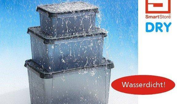 Wasserdichte Aufbewahrungsboxen schützen vor Feuchtigkeit, Staub, Schimmel und Motten