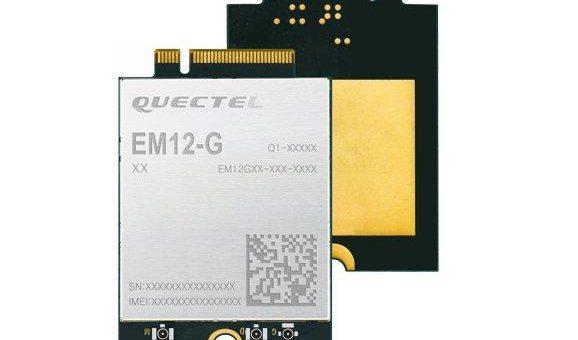 Superschnelles LTE Cat 12-Modul für das IoT