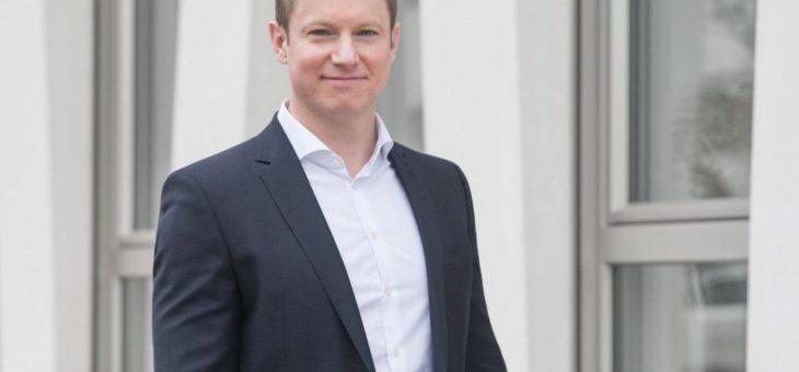 Henning Graw neues Mitglied im Vorstand von IMAP