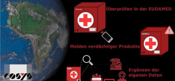 Auch Importeure betrifft die EU-Medizinprodukteverordnung
