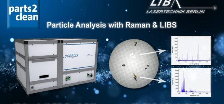 Lasergestützte Partikelanalyse