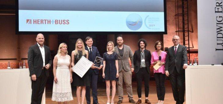 Herth+Buss erhält den Ludwig-Erhard-Preis 2019 in der Kategorie Mittelstand