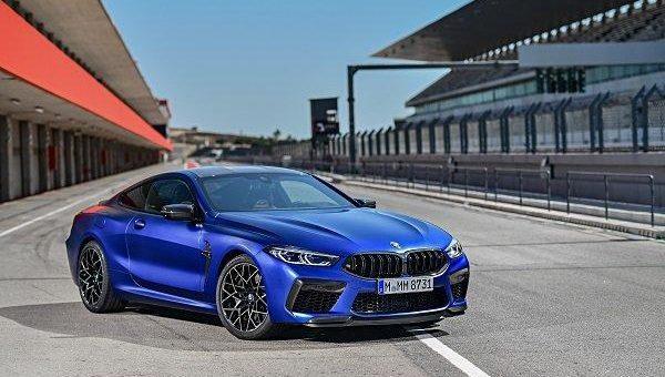 Maßgefertigte Pirelli P Zero für den neuen BMW M8