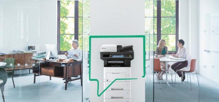 Print Green: Kyocera erweitert Engagement für klimafreundliches Drucken und Kopieren