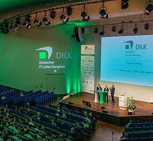 NovaStor ist Aussteller auf dem Deutschen IT-Leiter-Kongress 2019