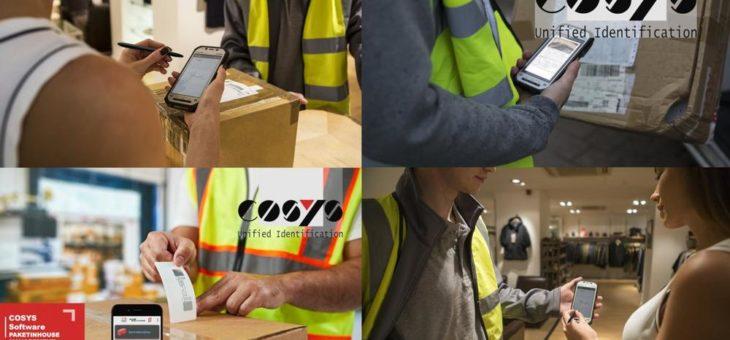 Paketverfolgung im Unternehmen mit COSYS Paket Management Inhouse Software