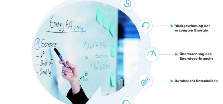 Für eine kosten- und energieeffiziente Industrie: Ganzheitliches Energiesparkonzept von SMC
