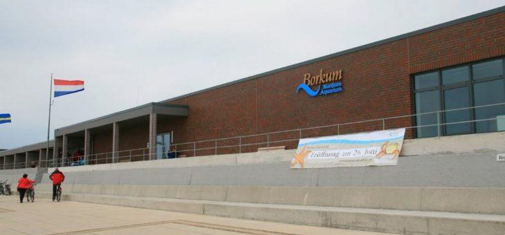 Nordsee-Aquarium begeistert Gäste mit Informationen und Aufzucht
