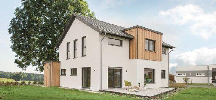 """Musterhaus """"Günzburg"""" von Fingerhut erhält Zertifikat für nachhaltiges Bauen mit Note """"sehr gut"""""""