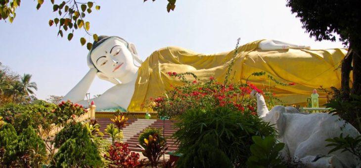 Reisevortrag: Myanmar – Eine Reise in das goldene Land