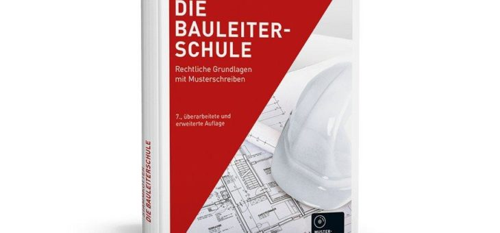 Mit diesem Buch machen Sie auf der Baustelle alles richtig!
