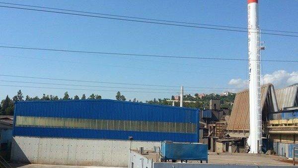 Zinkrecyclinganlage von Global Atomic fährt Produktion wieder hoch