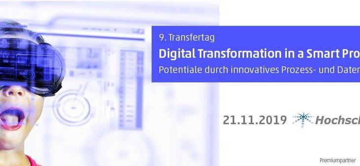 Digitale Transformation erleben beim 9. Transfertag