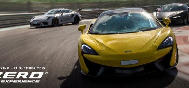 Deutschland-Premiere: P ZERO Experience auf dem Hockenheimring