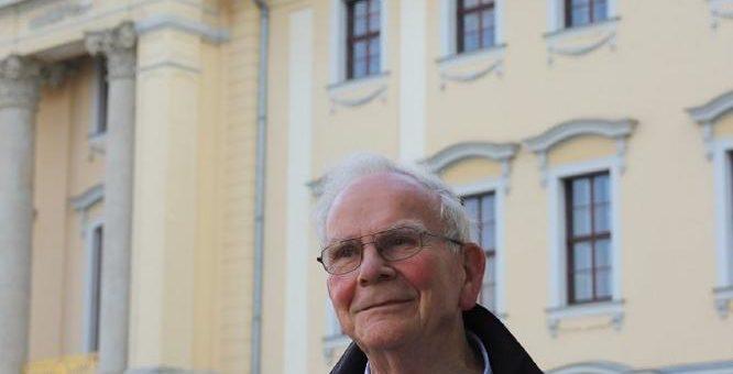 Mut zum Risiko: Die Hochschule für Musik Franz Liszt Weimar gratuliert ihrem Altrektor Prof. Dr. Diethelm Müller-Nilsson zum 90. Geburtstag