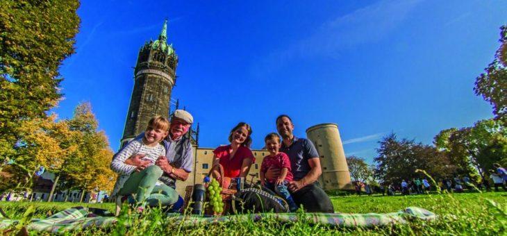 Lutherstadt Wittenberg freut sich auf Norddeutschland – Kurzu-laub zum langen Reformationstag-Wochenende