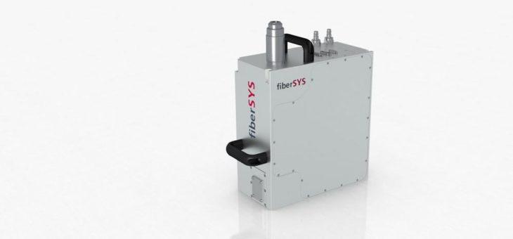 All-in-one Scan-System für Multikopf-Laseranlagen